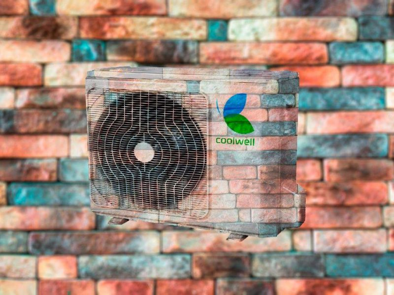 Unidad Exterior Coolwell